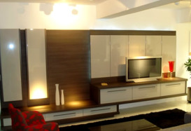 Projeto do Home Theater e Lavabo (Bento Gonçalves/RS)