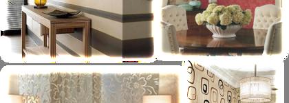 O papel de parede renova a decoração da sua casa.
