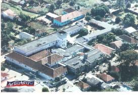 Hospital de Cariedade Sant'ana (Bom Retiro do Sul/RS) – 2015